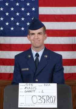 Air Force Reserve Airman 1st Class Garrett L. Nalls