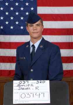 Air Force Airman Steven R. Smith
