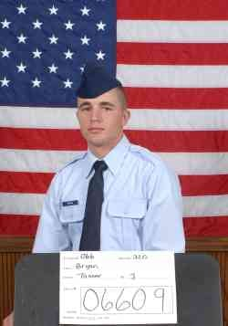 Air Force Airman Tanner J. Bryan