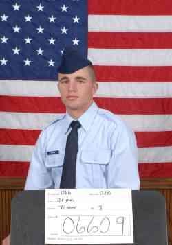 Air Force Airman Tanner J. Bryan