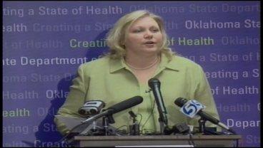Dr. Kristy Bradley, Ok. State Epidemiologist