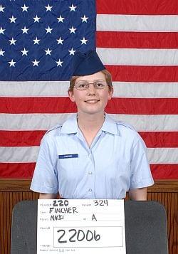 Air Force Airman Nikki A. Fincher