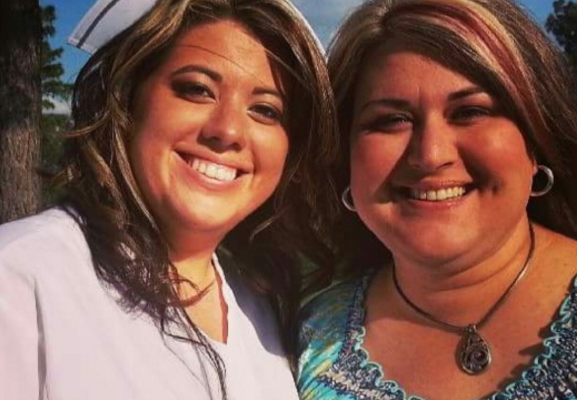 Brooke and Becky Trotter died when their jeep was struck head-on by a vehicle driven by Shawn Jones. (Courtesy)