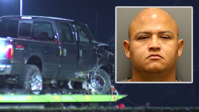 Luis Bonilla is accused of killing two Whitesboro children in a Denton car wreck.