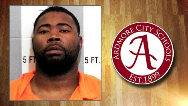 Virgil Harmon Jr. / Carter County Jail, KTEN