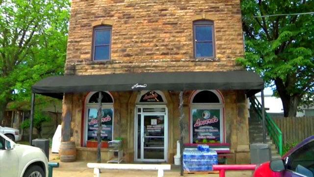 Lovera's in Krebs, Oklahoma / KTEN