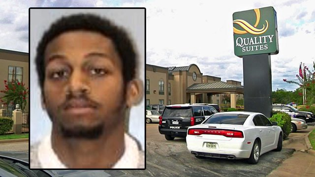 Reginald Campbell is a suspect in the murder of a Sherman hotel clerk. (KTEN/Richland County Sheriff)