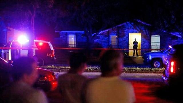 Vernon Bryant/The Dallas Morning News via AP