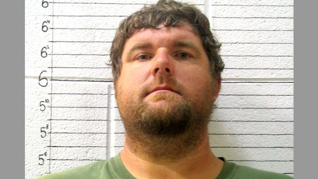 Derek Gray (Johnston County Jail)