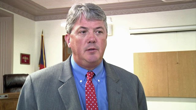 Sherman ISD Superintendent Dr. David Hicks said the district's bond proposal is good for area employment. (KTEN)