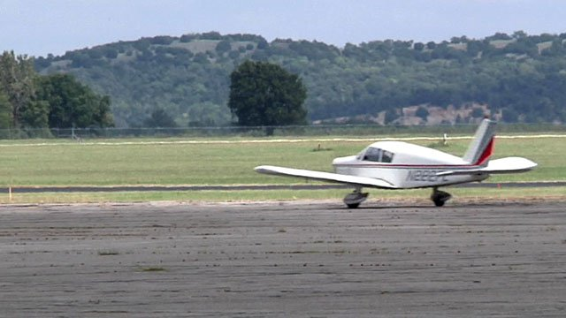 Ardmore Municipal Airport has plans to add a control tower. (KTEN)