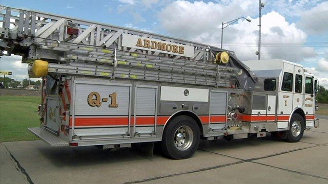 The Ardmore Fire Department will build a new fire station on Veterans Boulevard. (KTEN)