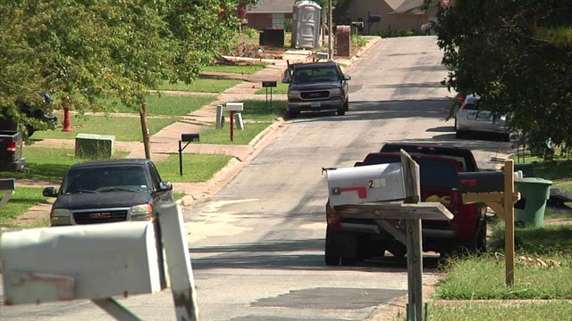 Most cars burglarized in a recent Sherman crime wave were left unlocked, police said. (KTEN)
