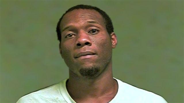 Christopher Jackson (Oklahoma County Jail)