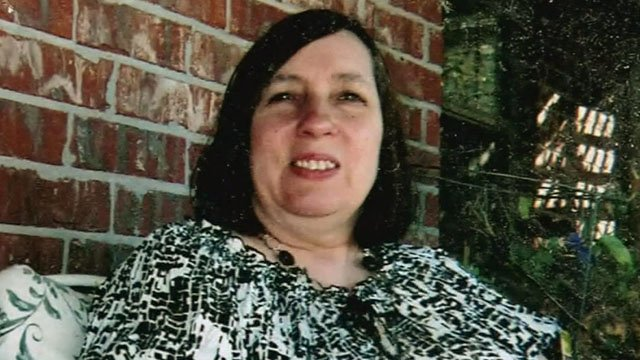 Colleen Hufford was beheaded in the grisly 2014 crime at her workplace in Moore, Okla. (NBC News)