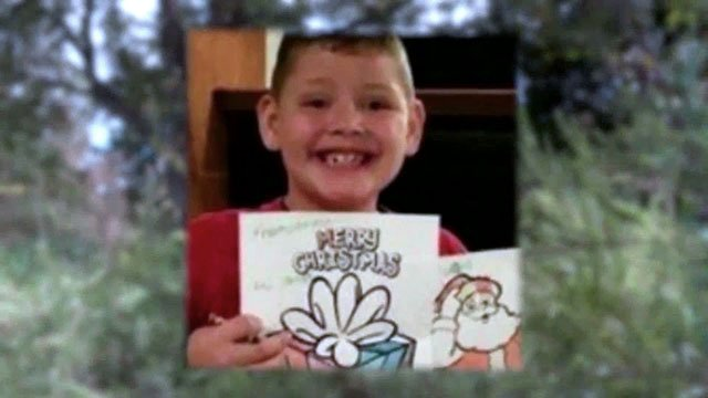 Austin Almanza, 10, died after being shot by a crossbow. (KFOR)