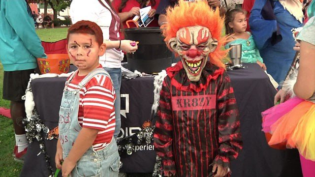 Monsters on Main is October 31 in downtown Denison. (KTEN/File)