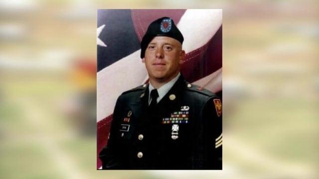 Staff Sgt. Michael Allen Shank was 31 when he died in Afghanistan in 2006. (Courtesy)