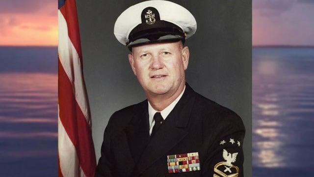 Master Chief Petty Officer Delbert Black (US Navy photo)