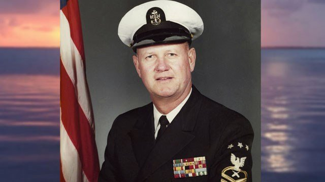 Master Chief Petty Officer Delbert Black (US Navy photo)