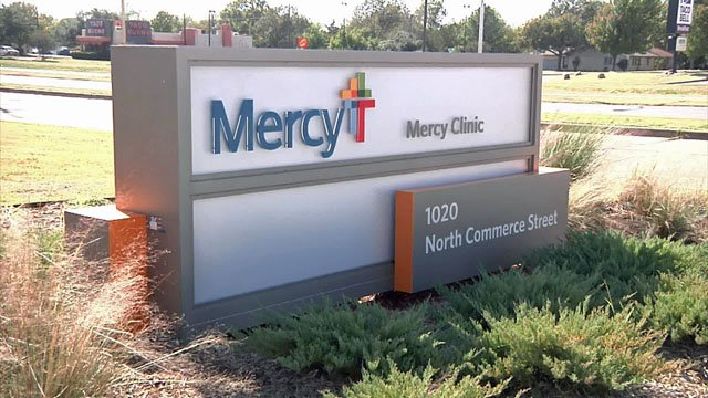 The Mercy Convenient Care clinic in Ardmore is open every day until 10 p.m. (KTEN)