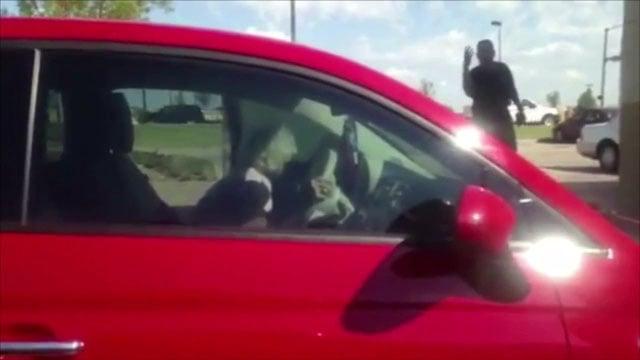 Sherman officials say street corner solicitations endanger motorists and panhandlers. (File/KTEN)
