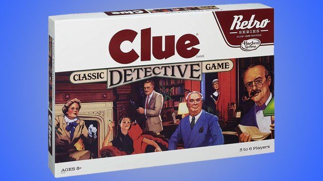 The game of Clue was added to the Toy Hall of Fame. (Hasbro)