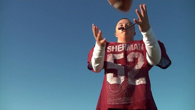 Walker Wedell has been an important part of the Sherman Bearcats' 2017 season. (KTEN)