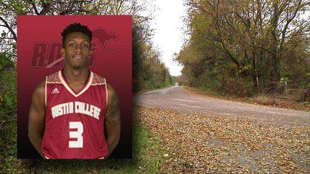 Patrick Johnson was killed in a car crash along Skaggs Road in Sherman. (KTEN)