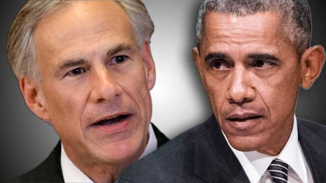A Texas woman is accused of sending homemade bombs to Texas Gov. Greg Abbott and former President Barack Obama.