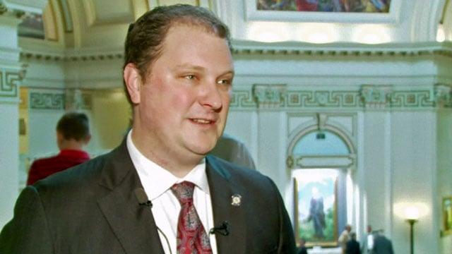 Oklahoma House Majority Floor Leader Jon Echols (R-District 90).