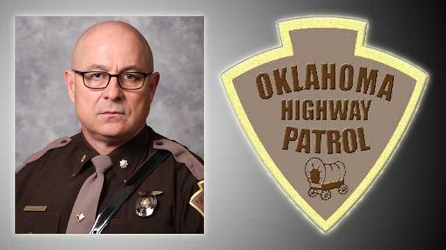 Michael Harrell was named new chief of the Oklahoma Highway Patrol. (KTEN)