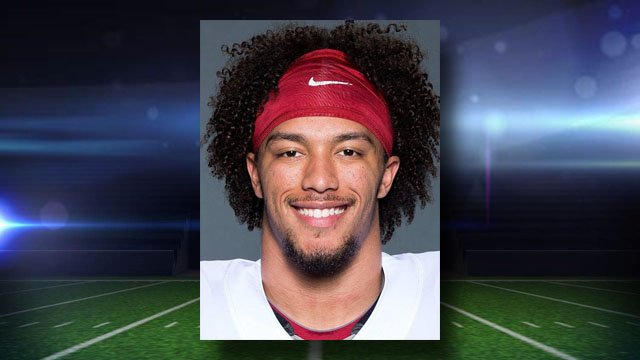 Rodney Anderson's accuser: 'My motives for coming forward are pure'