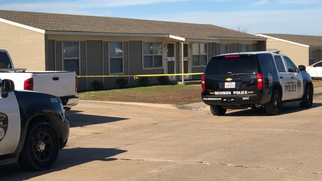 Denison police are investigating a homicide on Tower Lane. (KTEN)