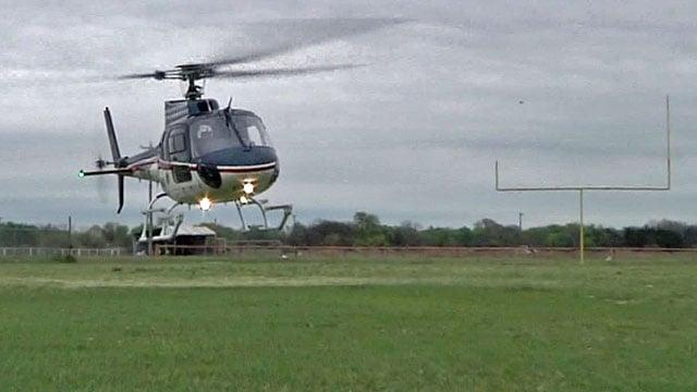 Lone Grove water utility customers now get a membership discount for Air Evac Lifeteam. (KTEN)