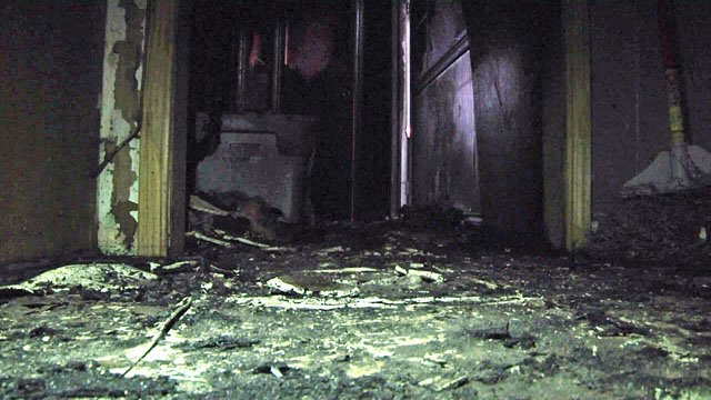 Madill firefighters said a faulty water heater triggered the fire that damaged this home. (KTEN)