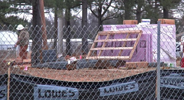 New construction is expected to bring more jobs to Ardmore in 2018. (KTEN)
