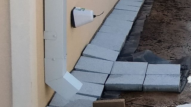 Insulate exterior water spigots to guard against freezing. (KTEN)