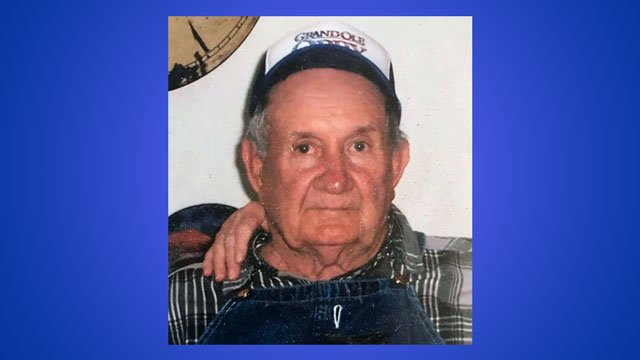 A Silver Alert was issued by Healdton police for Billy Smith, 86. (Healdton PD)