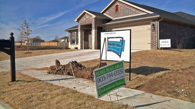 The City of Sherman is working with the housing sector to make room for an influx of new workers. (KTEN)