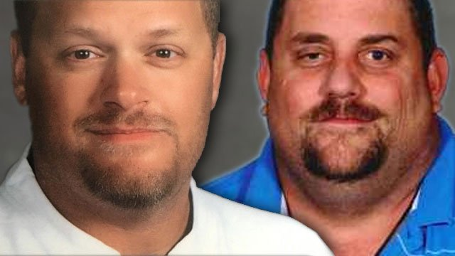 Sherman ISD teachers Gerald Plumleee (left) and Paul Turner lost their lives over the winter break. (KTEN)