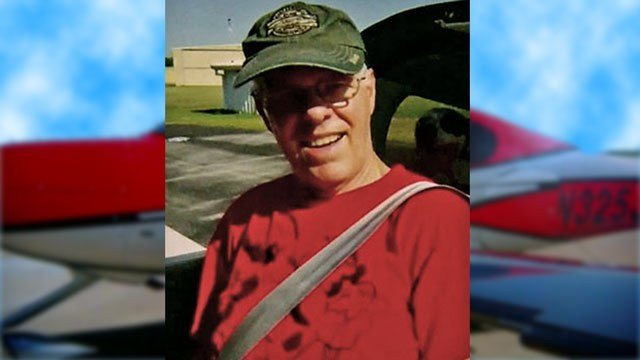 Dr. Bill Kinsinger was piloting an animal rescue flight when his plane went off course. (KJRH)