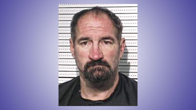 John Kennedy was arrested and charged with assault. (Grayson County Jail)