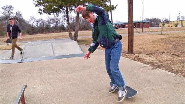 The skate park at Hawn Park in Sherman is poised to get a $250,000 makeover. (KTEN)