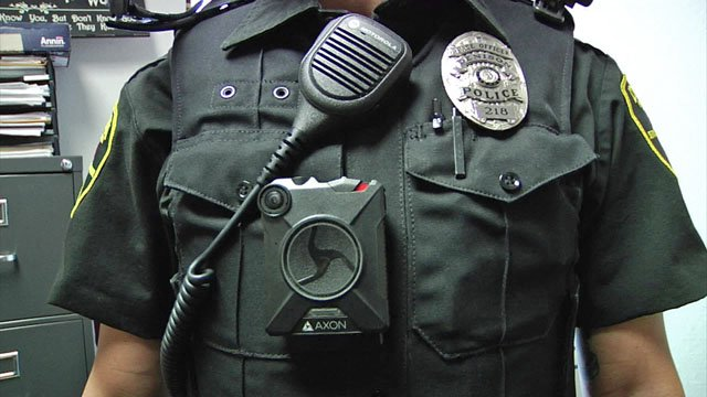 All Denison patrol officers will be equipped with a body camera. (KTEN)