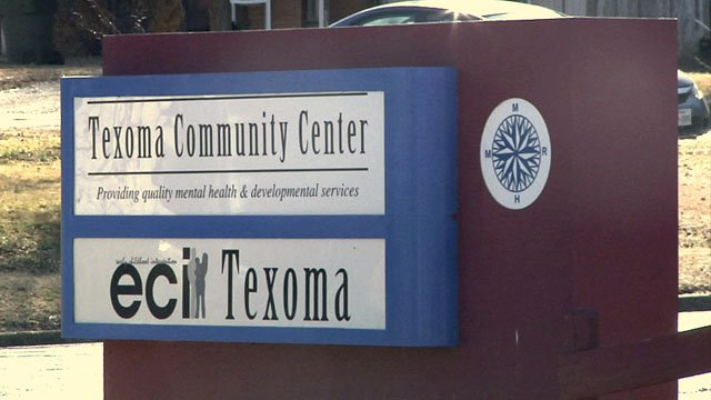 Texoma Community Center in Sherman. (KTEN)