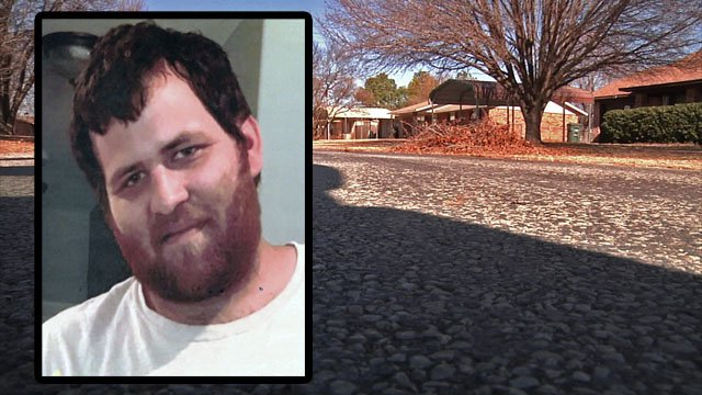 Justin Ned was last seen in Springer, Oklahoma on January 1. (KTEN)