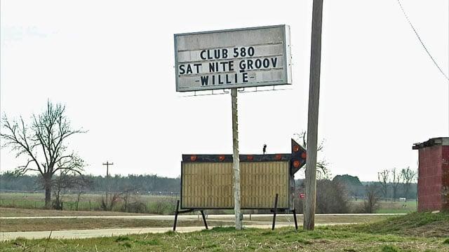 Club 580 has been closed after gunfire erupted Sunday night. (KTEN)
