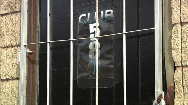 Choctaw County Sheriff Terry Park said Club 580 will be closed indefinitely. (KTEN)
