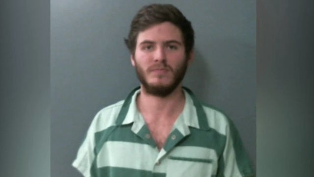 Blake Cummings is charged with illegal hunting. (Fannin County Jail)
